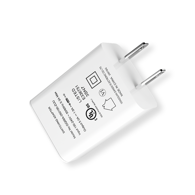 Hot sell 5V 1A US Plug Smart Wall Mount Socket USB Travel Charger Adapter for wireless earphone