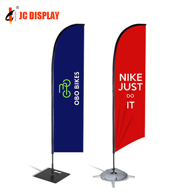 Swooper Beach Flying Display Used Flag Pole Sale