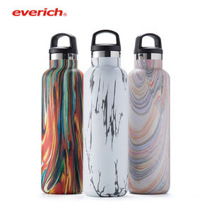 Eco Friendly Custom Logo BPA Free Leak Proof Sport Stainless Steel Insulated Water Bottle