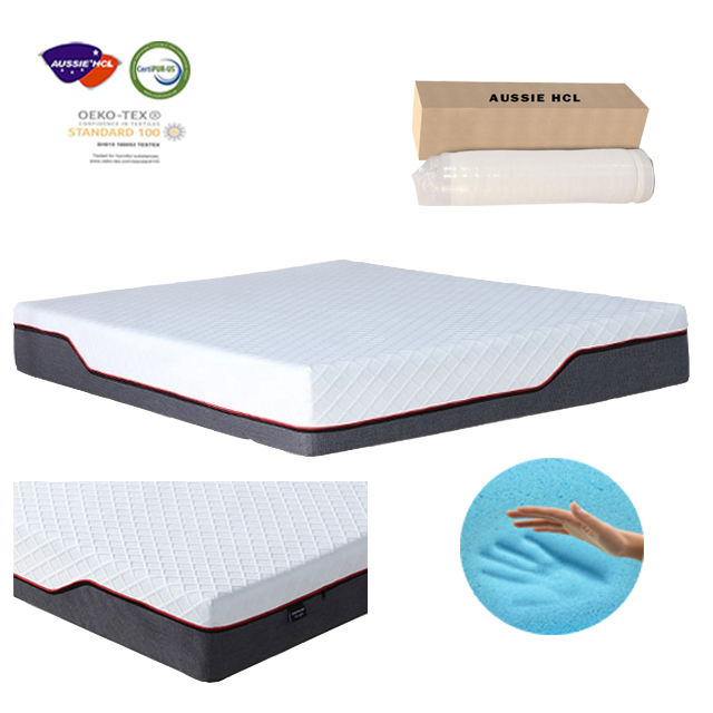 Customize Cool luxury Sweet Dream mattress for home twin memory gel foam bed mattress roll up soft Hard foam mattresses