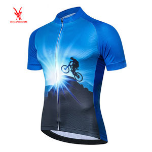 Wholesale custom Cycling Jersey team bicycle clothing