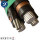11kv hv / three phase / triplex / twisted / xlpe 70mm aluminum / abc cable for sale