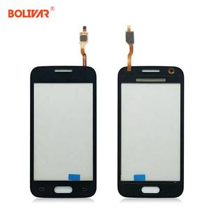 g313 digitizer screens for Samsung Galaxy V Dual Sim G313hz touch tactil screen front glass panel replacement phone repair