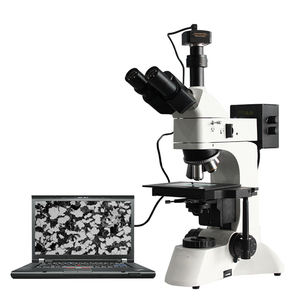 Metallurgical Microscope With Software Digital Camera
