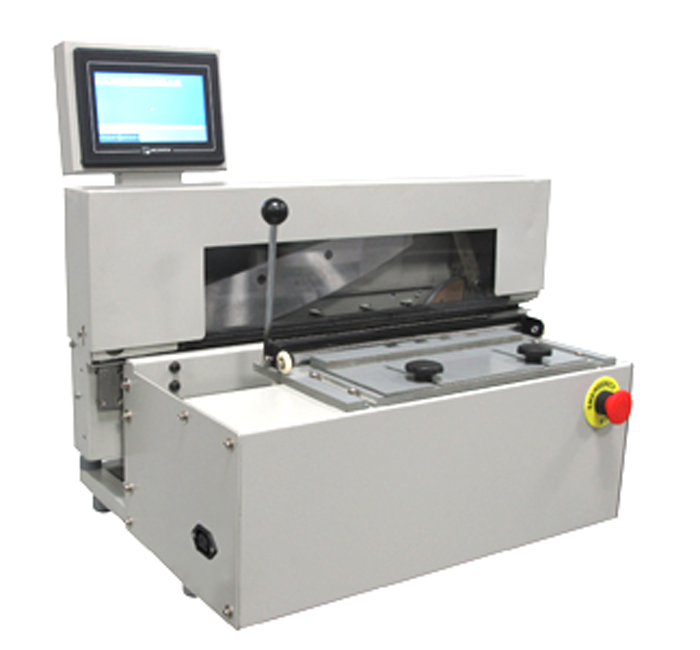 Notebook Processing Machinery Index Pasting Tab Lamination Die Cutting Machine