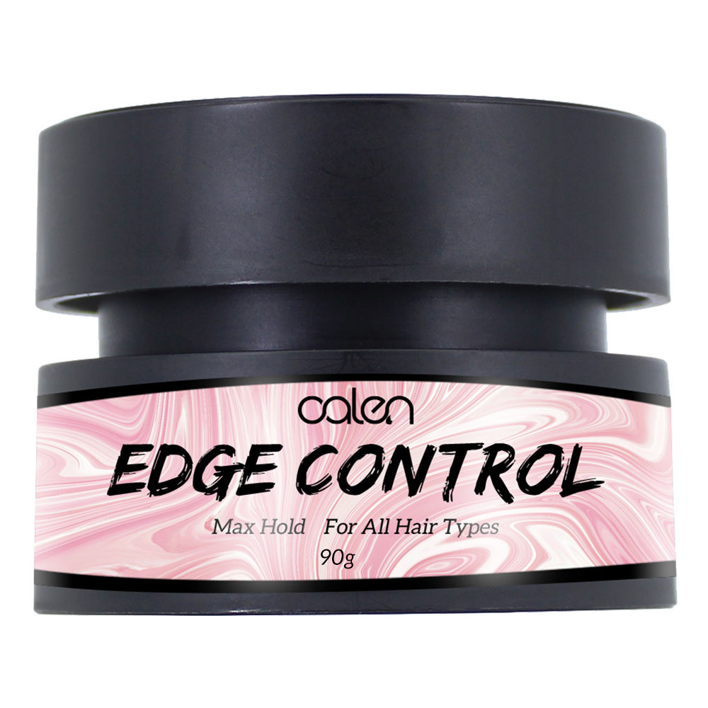 Wholesale Private Label No Flaking Extra Strong Hold Natural Organic Edge Control