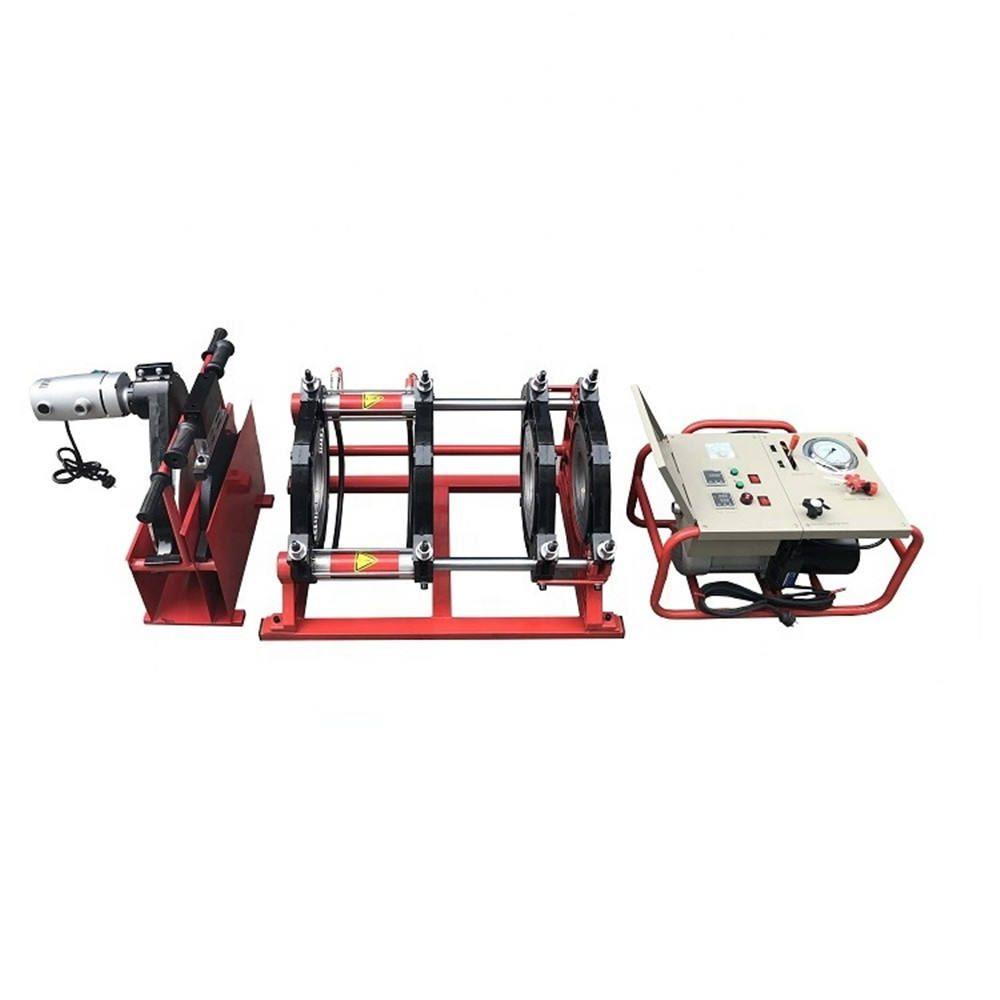 PF 315 Hydraulic Butt Fusion Welding Machine For HDPE PE PIPE Plastic Welder