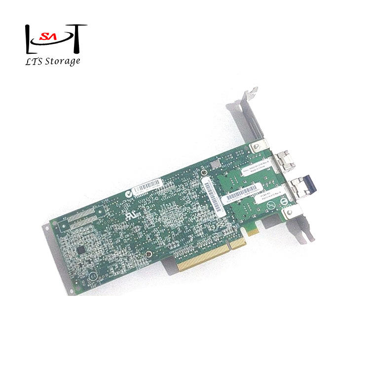 8Gb FC Dual-port HBA Card 42D0494 LPE12002 for enterprise mixed OS system and virtual server environments