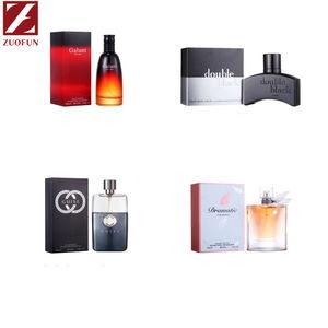 ZUOFUN perfume oem de fábrica de la fragancia de las mujeres de los hombres parfum muestras