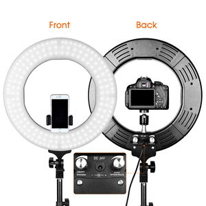 Travor RL-12A bi colore youtube selfie studio 12 pollici video led anello di luce ad anello photography luce di riempimento ringlamp per tik tok