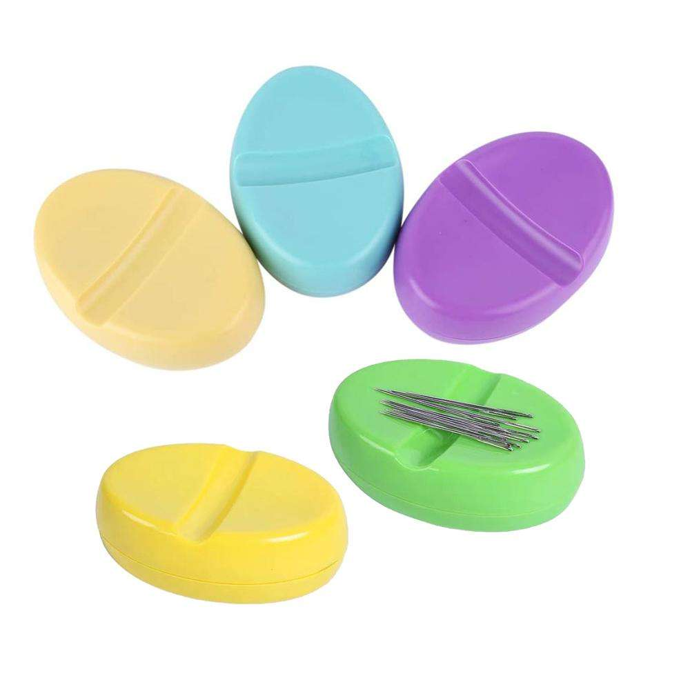 Portable Oval Magnetic Pin Cushion