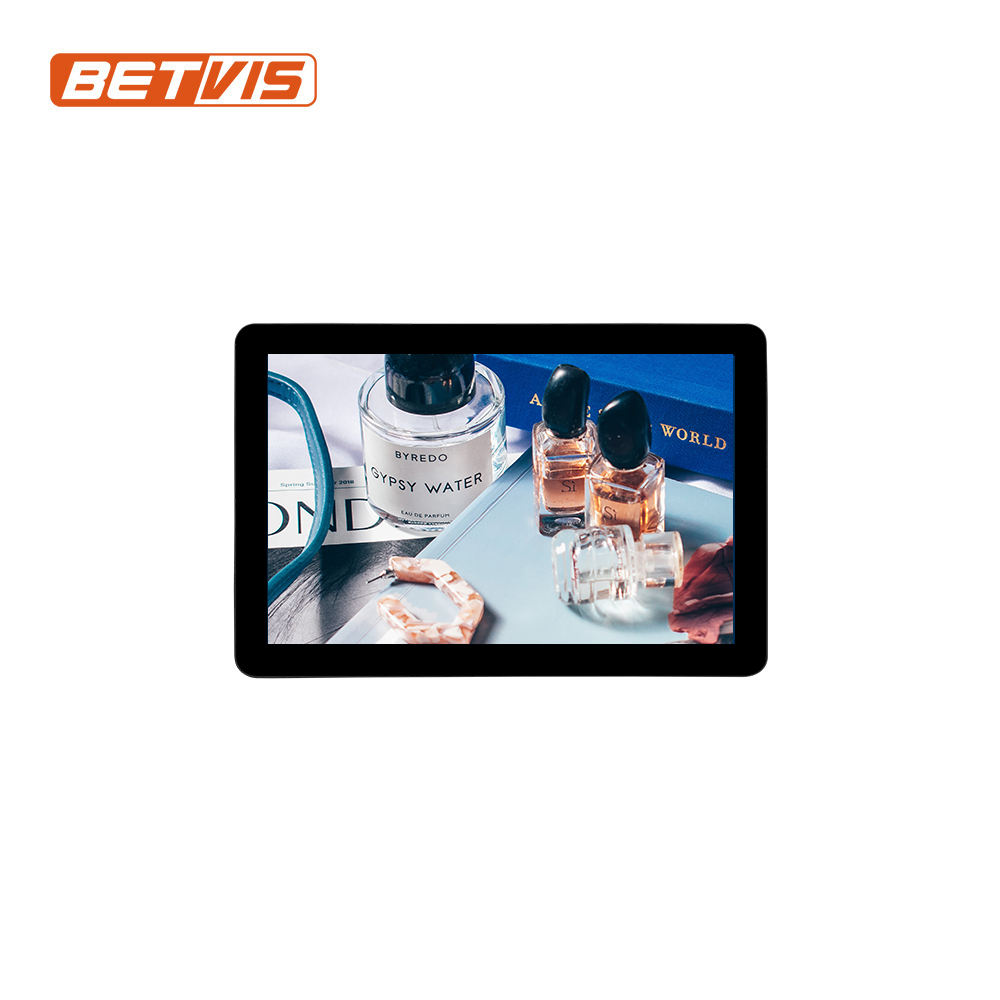 Network Android LCD Display Advertising Bus Digital Signage Tv Screen