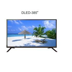 Narrow border 38.5inch 40inch 43inch Dled tv with 4k smart tv function