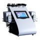 Good reasult Kim 8 systems lipolaser vucuum Rf tripolar vacuum 40k cavitation machine