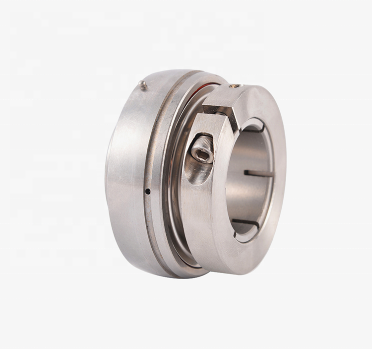 TS16949 certified UE series concentric lock stainless steel insert bearing