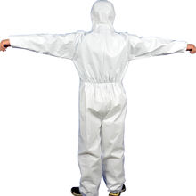 Hospital hazmat disposable protection disposal medical protective suit