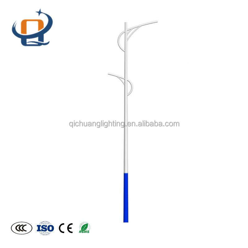 Street lighting pole price residential light poles made in Yangzhou