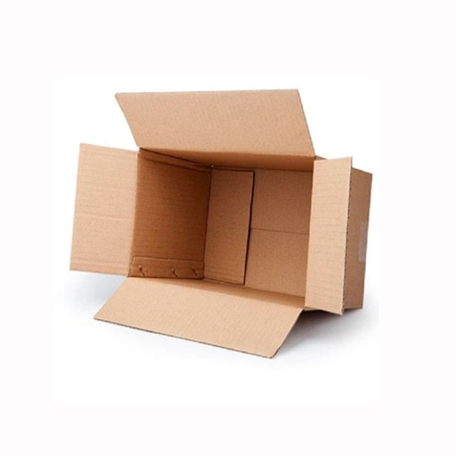 High Quality Recyclable Neutral Corrugated Shipping Box Blank Carton.