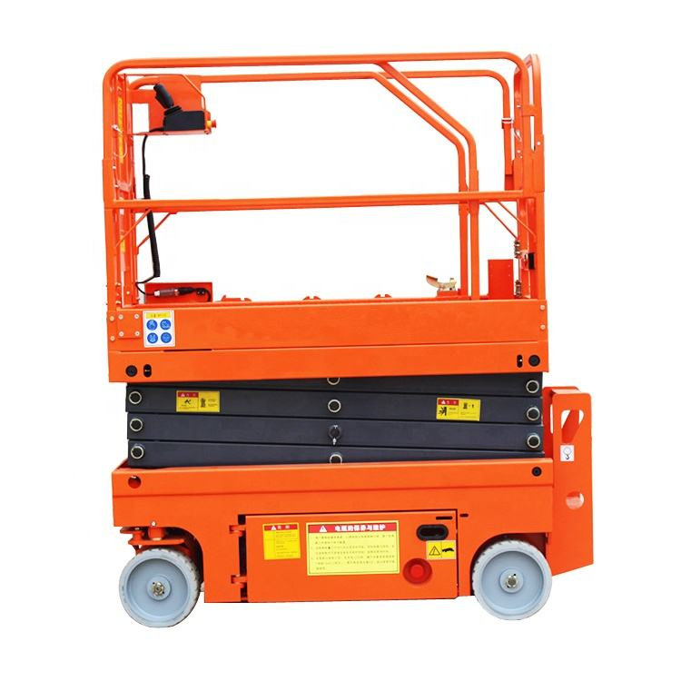 Industrial Scissor Lift Table/Scissor Lift Hydraulic Drive Motor