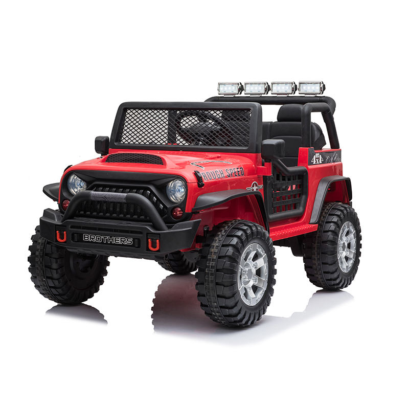 Fashion Big UTV 12v Battery Powered Two Seater Radio Control Board Ride on Car Truck Children Petrol Cars
