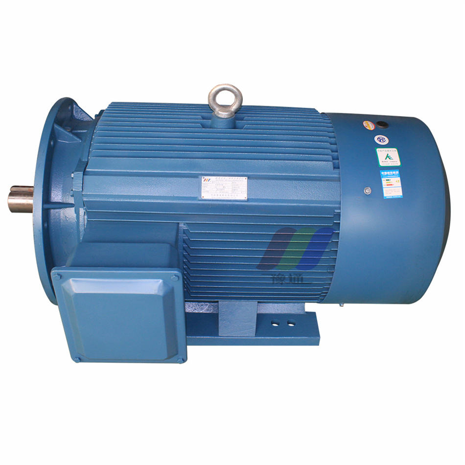 Electric Motor 7.5kw 380v 6poles three-phase induction motor