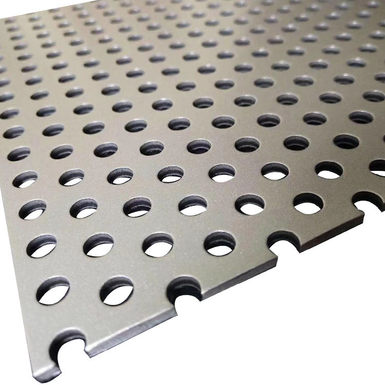 Perforated metal mesh plate sheets etching screen stainless steel punching hole wire meshes