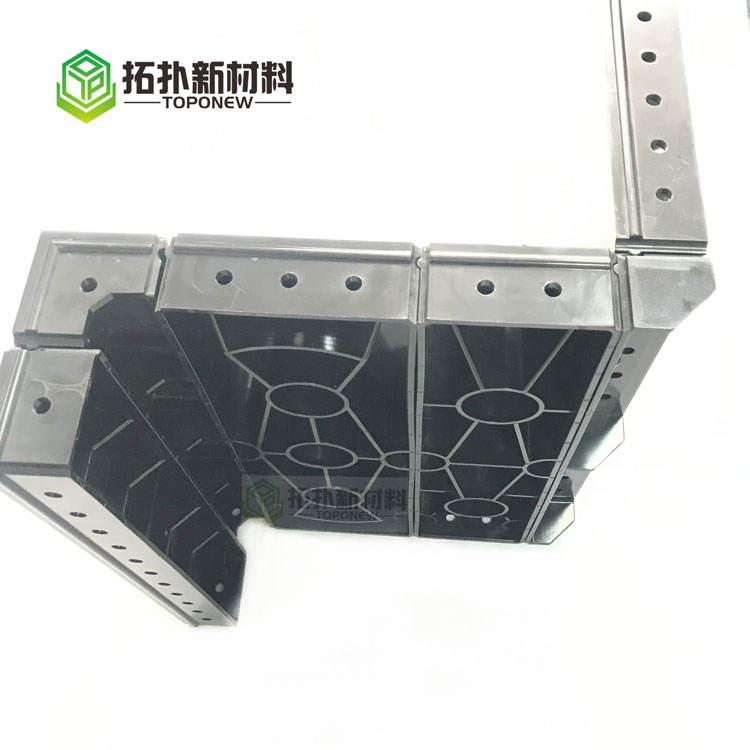 Easy Surface Treatment High Quality Abs Concrete Plastic formwork