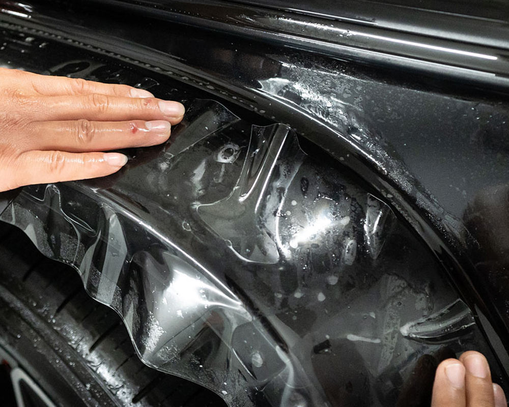 Hoge Kwaliteit Anti-Vergeling Auto Body Paint Protection Film