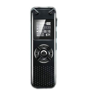 V91 New Arrival 8G 16GB Mini Digital Voice Activated MIC Recorder With Speaker Telephone Audio Recording MP3 Recorder