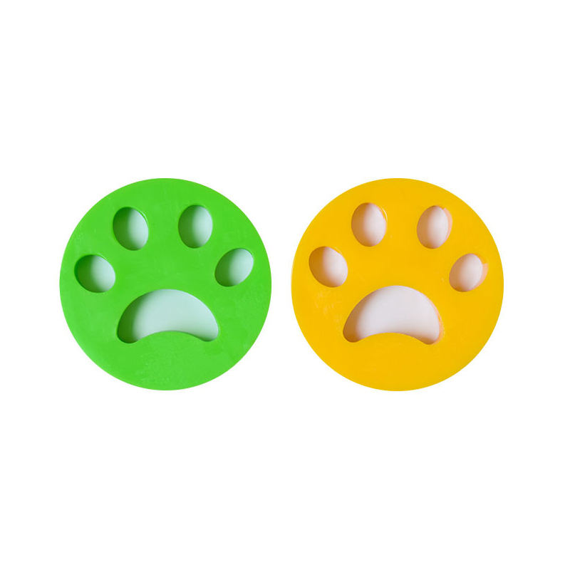 Factory direct sales pet cat dog hair stickier repeatedly use brush pet grooming supplies