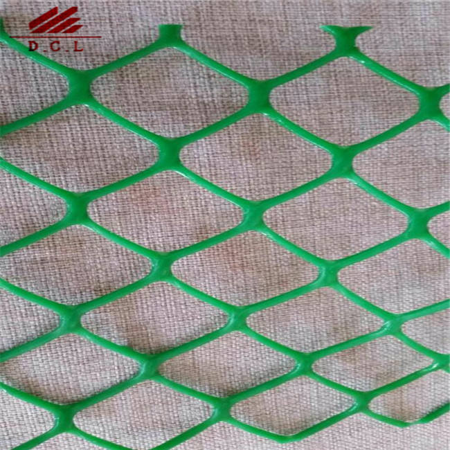 Newest Hexagonal Hole HDPE Plastic Wire Mesh For Construction made in China