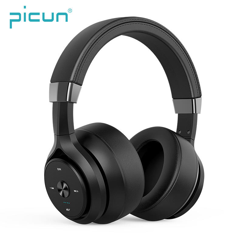 Dual Speaker Driver Unit Headphone HI FI 3D Surround Sound Bluetooth Headset Hifi Super Deep Bass Stereo Wireless Headphones