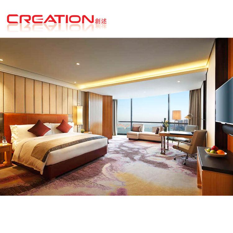 Meubles modernes D'hôtel de luxe ensembles de <span class=keywords><strong>chambre</strong></span> à coucher de Haute qualité à vendre