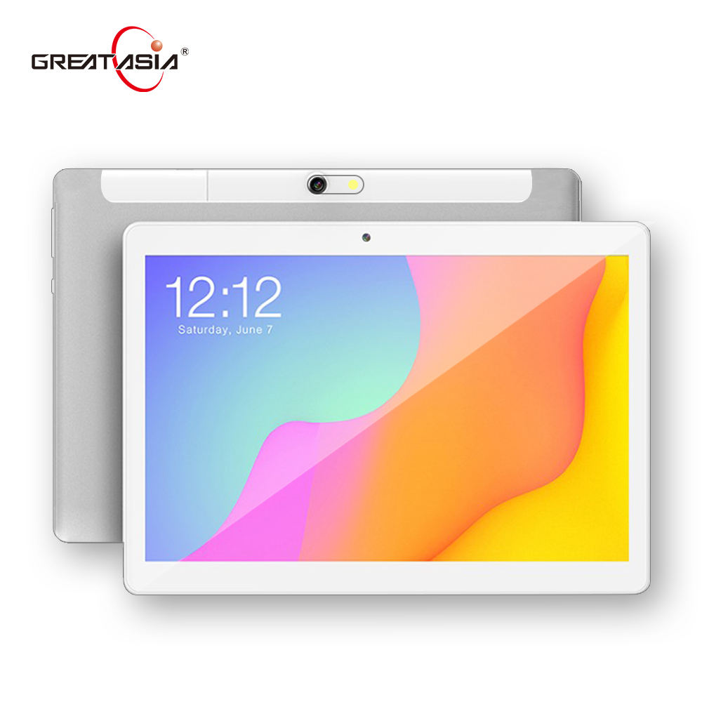 News Android 10.0 super thin tab Octa core 4G Lte tablet pc 3gb+32gb tablet with IPS GPS wifi