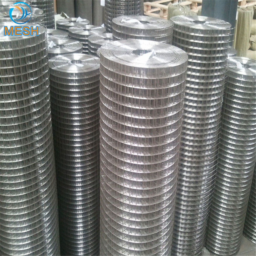 Factory Direct Supply Galvanized Iron Welded Wire Mesh For Building And Cage
