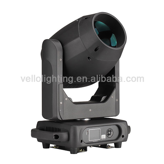 Vello 250w sharpy beam moving head professional show stage lighting ( BEAM 250 5R )