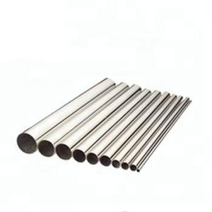 Sinco Steel Price Per Meter Ss316 Seamless Ss Aisi 304 Stainless Steel Tube sanitary pipe fittings