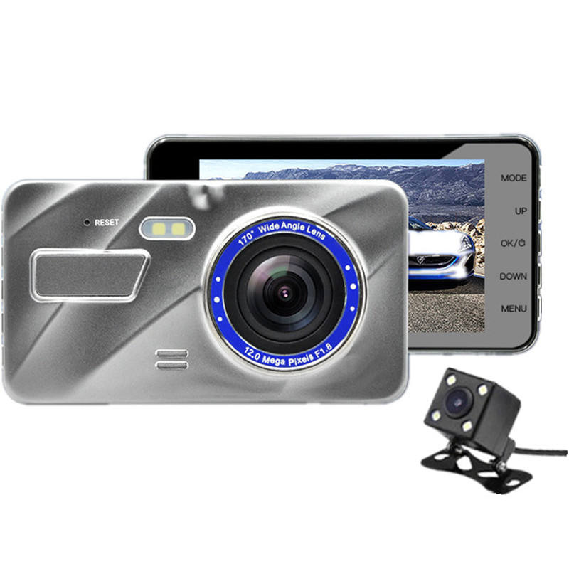 Motion Detection Fhd Dual Shenzhen Car Dvr Dash Cam Backup Camera