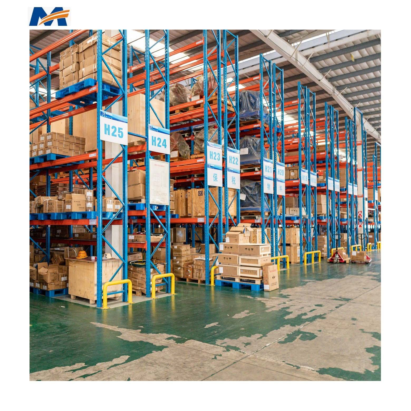 Manufacturers Direct Sale Of Heavy Duty Beam Racks Can Be Customized Pallet Goods Storage Rack