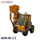 Concrete Mixer Self Loading Small Concrete Mixer Sell In Dubai With Pump