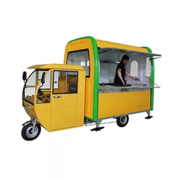 Professional manufacturer supply mobile convenient food cart for sale