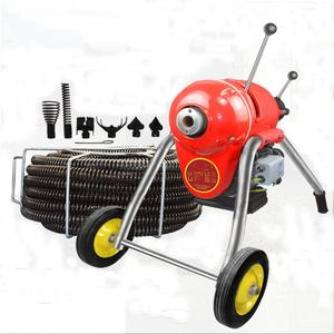 Electric Snake Drain Cleaner new design with CE/sewer jetter