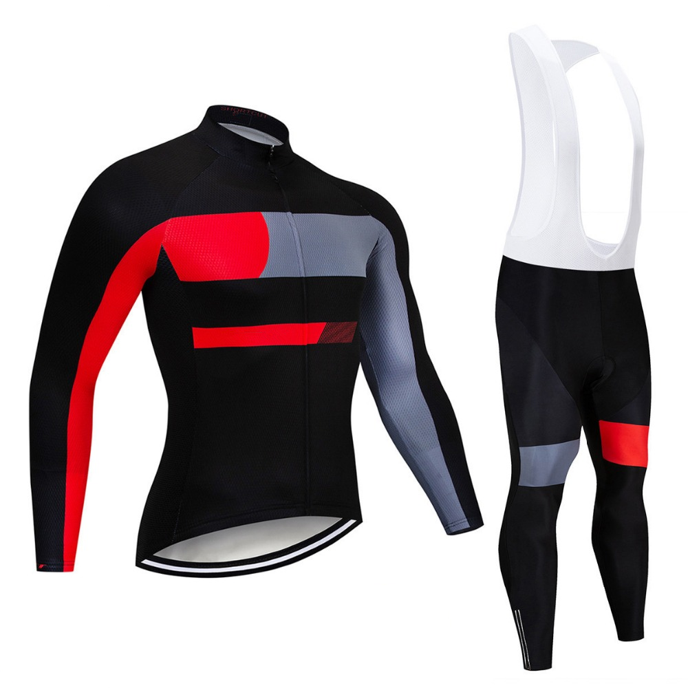 custom Bike wear long sleeves cycling jerseys cycling clothing