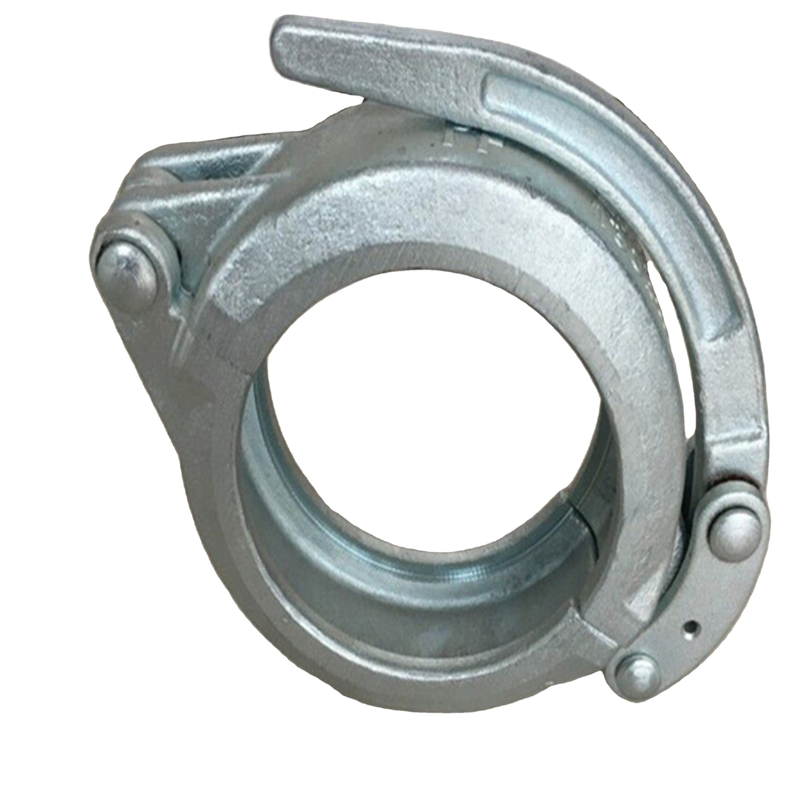 Hot sale concrete pump snap-joint coupling with gasket