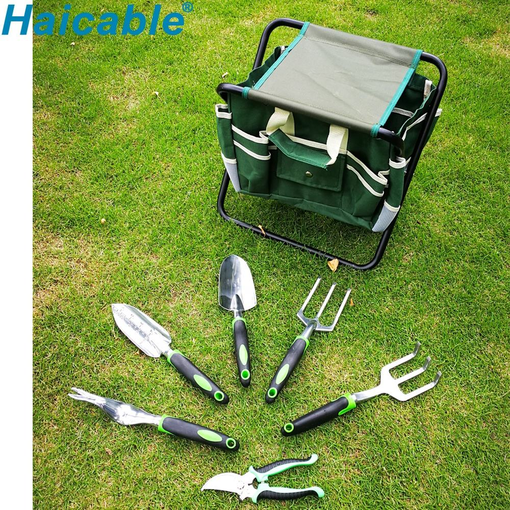 Tools Garden Set GA-3 Professional Design House Planting And Stool Mini Garden Tool Kit
