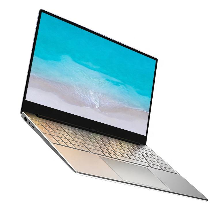 "Newest Fingerprint ID Unlock i3 Laptop Notebooks 15.6"" narrow Frame with 8/ 16GB Ram Metal body 5G Wifi"