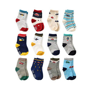 newborn 3D cartoon funny cute baby girl organic cotton rubber bottom baby socks kids sock shoes non slip for baby boy
