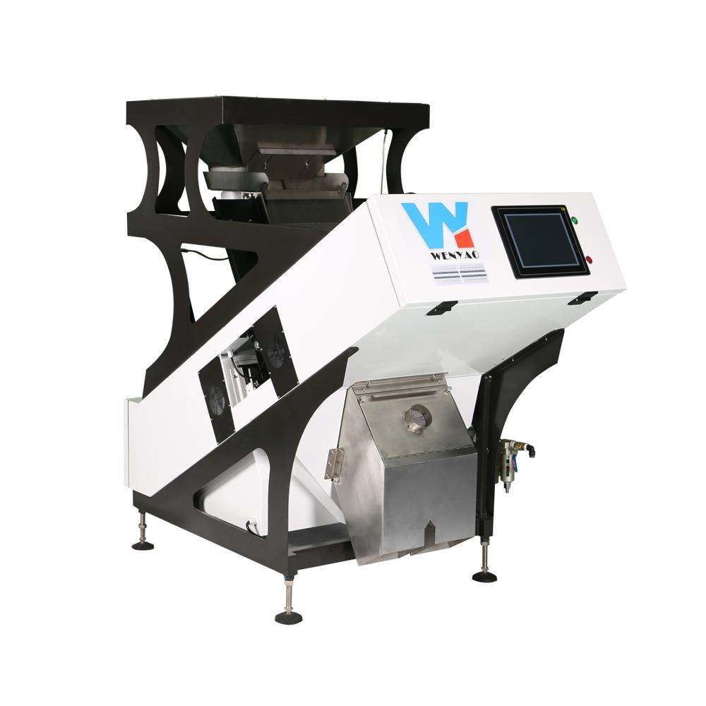 WENYAO Optical Coffee beans CCD color sorter coffee beans sorting machine