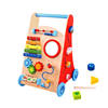 New Design Multi-Functional Kids Push Along Walker Baby Toys Wooden