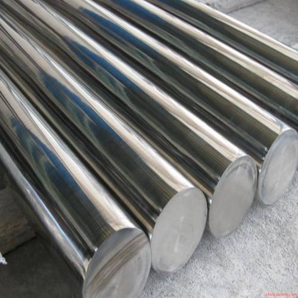 OEM ODM customized Stainless steel polished bright surface solid round bar